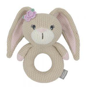 Amelia The Bunny Rattle