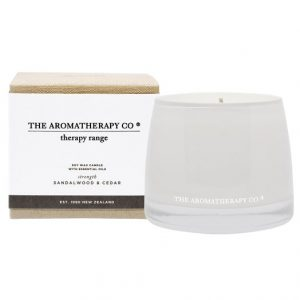 Aromatherapy Candle Strength