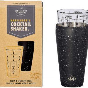 Bartenders Cocktail Shaker