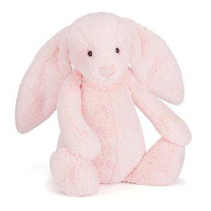 Jellyat Bashful Bunny Pink