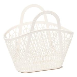 Sun Jellies Betty Basket Cream