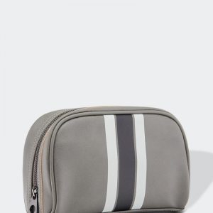 Blair Toiletry Bag Smoke