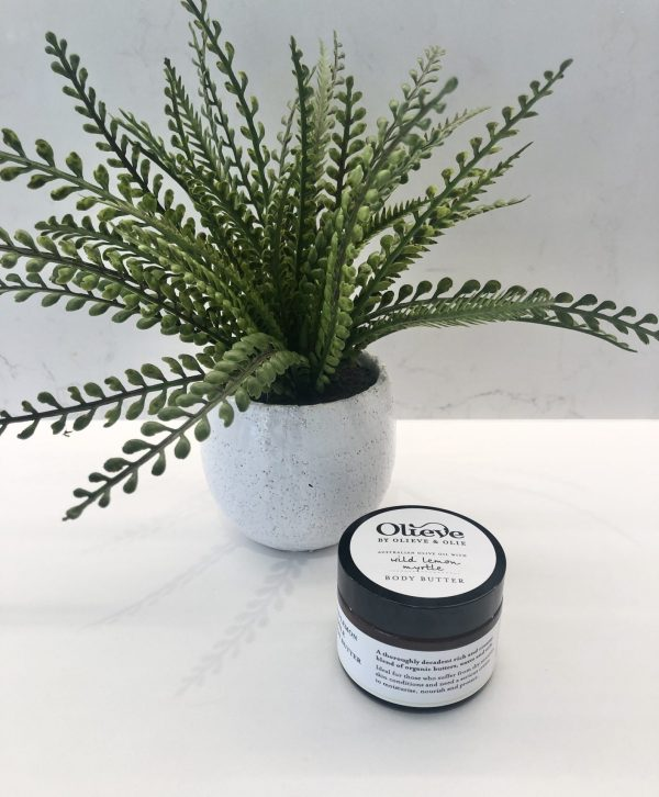 Wild*Lemon*Myrtle*Body*Butter*Skincare