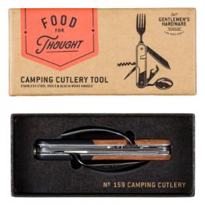 Camping Cutlery Tool Gentlemens Hardwear