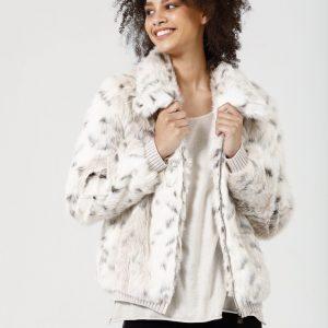 Celeste Bomber Snow Jacket Women's Fashion