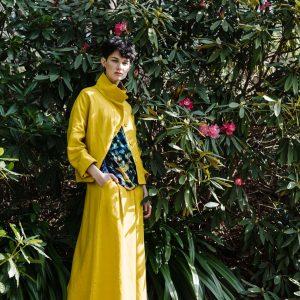 ELK Dahme Pant Saffron Women's Fashion