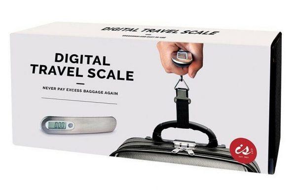 Digital Travel Scale