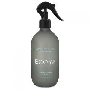 Ecoya Kitchen Collection Juniper Berry & Mint Surface Spray