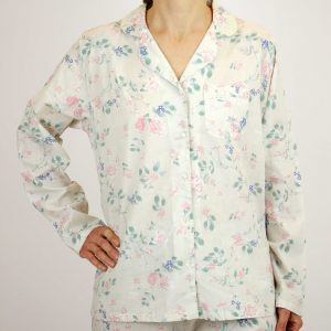 Pyjamas French Country sleepwear East Gosford Rose trellis