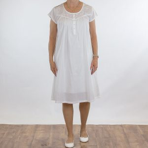French Country Nightie Cap 105