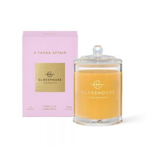 Tahaa Affair Soy Candle 380g