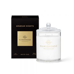 Arabian Nights Soy Candle 380g