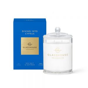 Diving into Cyprus Soy Candle 380g