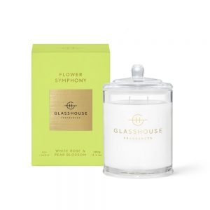 Flower Symphony Soy Candle 380g