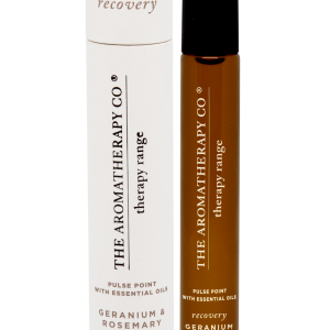 The Aromatherapy Co Geranium & Rosemary Pulse Point