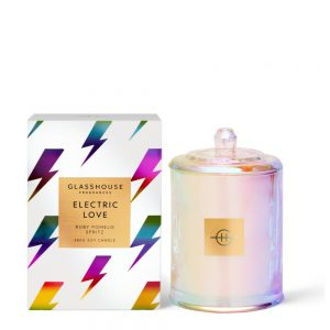 Electric Love Soy Candle 380g