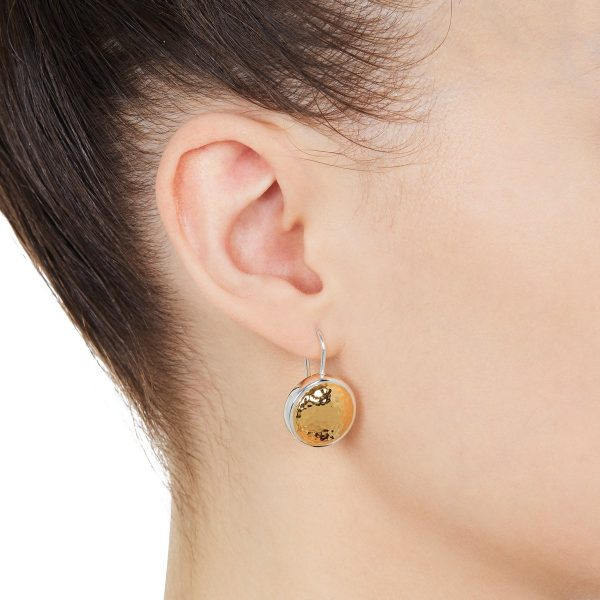 Najo Grand Golden Glow Earring