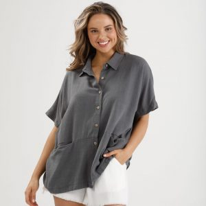 Homelove Fancy Free Shirt Charcoal