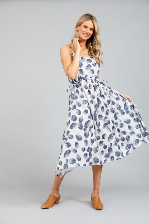 Holiday Trading Caprice Dress Ladies Fashion