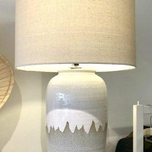 Salt Lamp and Shade