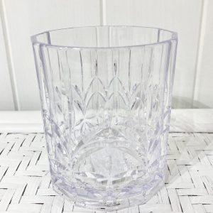 Acrylic crystal tumbler