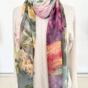 Spring Days scarf from The Artists Label