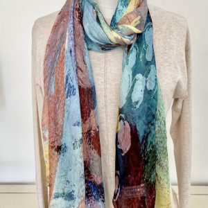 Chaos Scarf by Sofia Perina-Miller for The Artists Label
