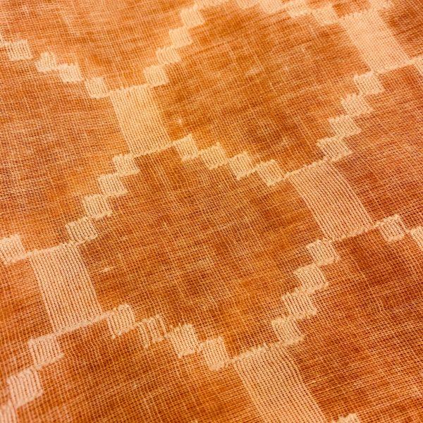 Diamond Scarf - Burnt Orange