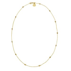 Najo Like a Breeze Gold Necklace