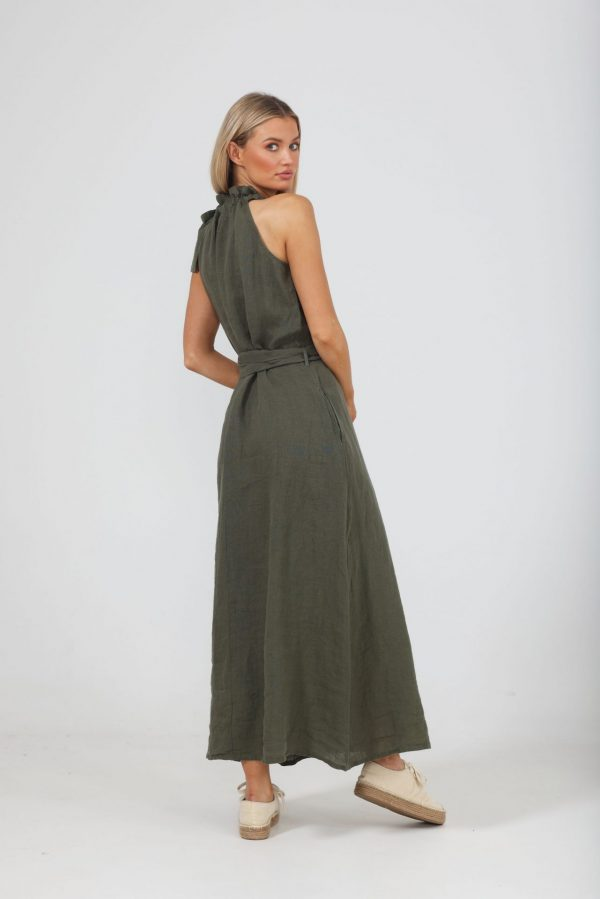 Lucia Dress Thyme