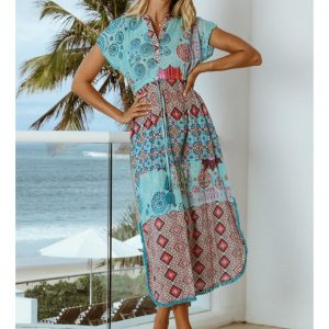 Lulalife Muriel Maxi Dress