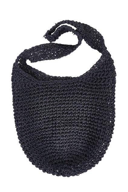 Messenger Bag Balck Shopper