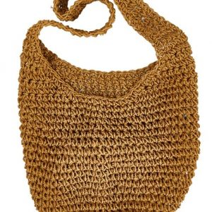 Messenger Bag Natural Shopper
