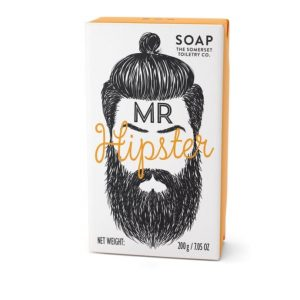 Mr Hipster Citrus Soap Bar