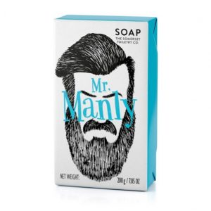Mr Manly Sage Soap Bar