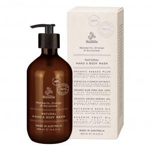 Natural Remedy Hand & Body Wash