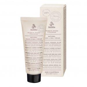 Natural Remedy Hand & Nail Cream 100ml