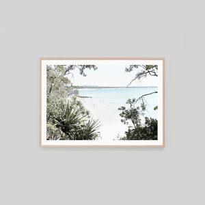 Noosa Framed Print