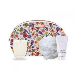 PG Beauty Bag Gift Set Patchouli & Bergamot candle