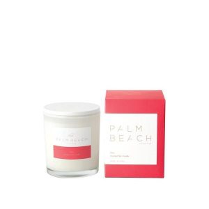 Palm Beach candle Posy spring fragrance candle Australian made candly soy candle