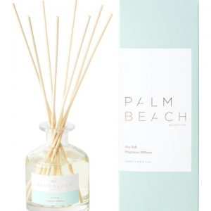 Palm Beach diffusers Sea Salt summertime fragrance smells like the beach