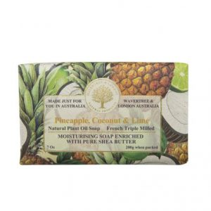Pineapple, Coconut & Lime Soap