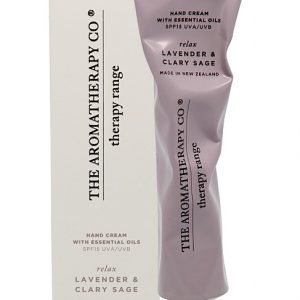 The Aromatherapy Co Relax Hand Cream