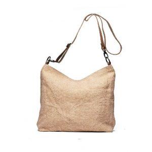 Rugged Hide Lisa Jute Large Bag