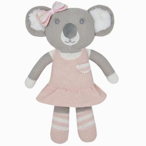 soft knitted toy chloe the koala central coast nsw