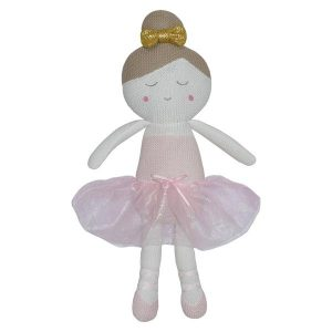 soft knit toy sophia the ballerina central coast nsw