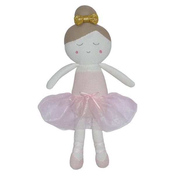 soft knit toy sophia the ballerina central coast nsw
