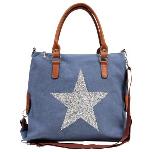 Sassy Duck bags star power canvas bags