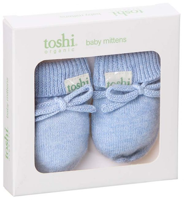 TOSHI Mittens Marley Dusk babywear