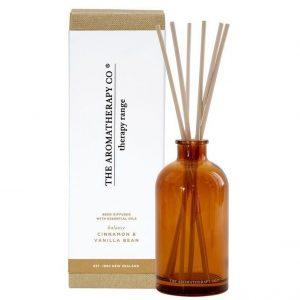 Cinnamon & Vanilla Bean fragrance diffuser by The Aromatherapy Co
